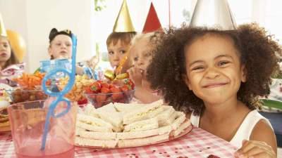 kids party decor
