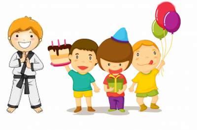 Karate Kid Birthday Party