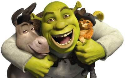 Shrek & Friends