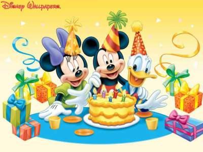 Mickey & Friends Birthday Party