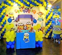Vadodara Kids Birthday Parties Decorators and Entertainers