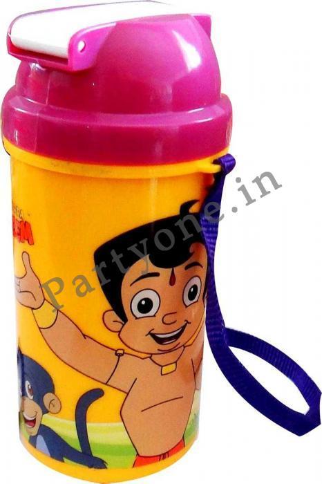 chhota bheem  u0026 friends water bottle