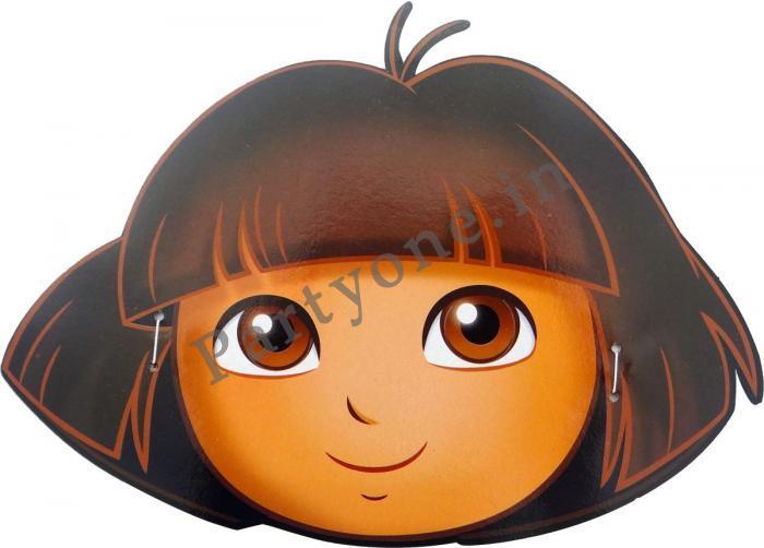 Dora The Explorer Face Mask Set Of 10 P1pc0003912 Face Mask