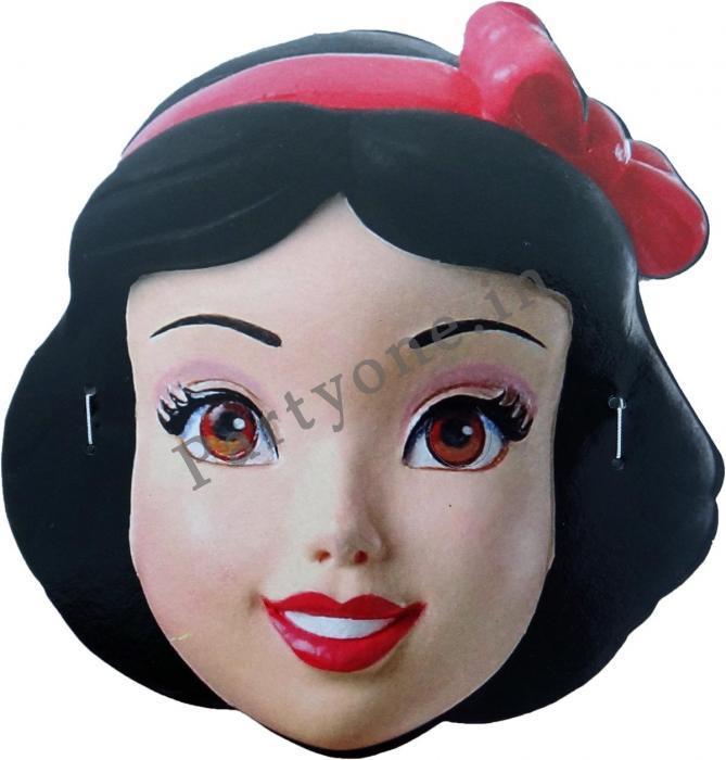 disney princess snow white face masks