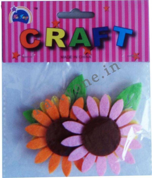 Birthday Return Gifts Sunflower Foam Craft