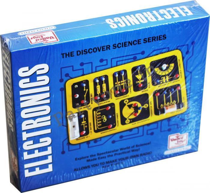 Electronics D.i.y Kit-P1PC0002345