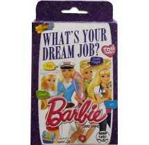 Barbie Trump Cards
