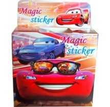 Cars Magic Stickers