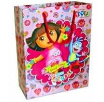 Birthday Party Supplies Dora The Explorer Gift Bag 1pc
