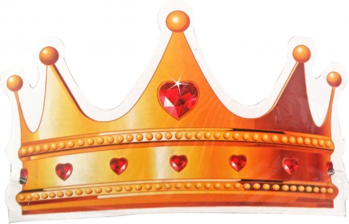 Princess Paper Crown Set Of 10